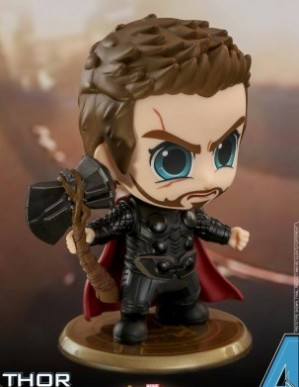 Hot Toys - COSB433 - Avengers: Infinity War - Cosbaby(S) Bobble-Head - Thor