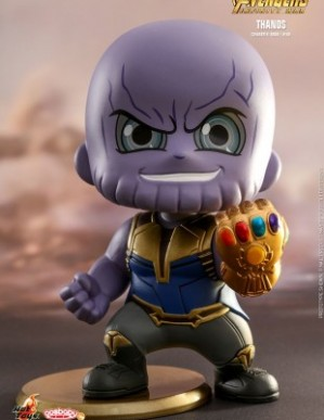 Hot Toys - COSB441 - Avengers: Infinity War - Cosbaby(S) Bobble-Head - Thanos