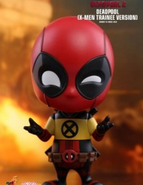 Hot Toys DEADPOOL 2 X-Men Trainee COSBABY