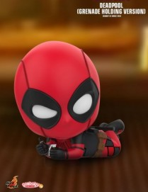 Hot Toys DEADPOOL 2 Grenade Holding COSBABY