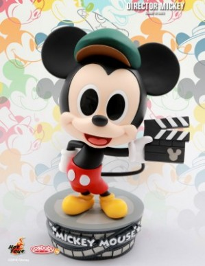 Hot Toys MICKEY MOUSE 90TH ANNIVERSARY DIRECTOR MICKEY COSBABY