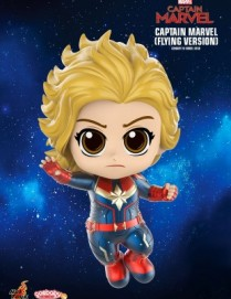 Hot Toys CAPTAIN MARVEL FLYING VERSION COSBABY