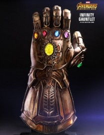 Hot Toys AVENGERS: INFINITY WAR LIFE SIZE INFINITY GAUNTLET