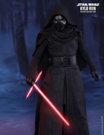 Hot Toys STAR WARS: THE FORCE AWAKENS KYLO REN 1/6TH Scale Figure