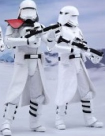 Hot Toys STAR WARS: THE FORCE AWAKENS FIRST ORDER SNOWTROOPERS Set