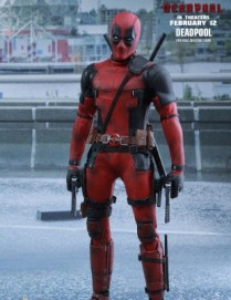 Hot Toys Deadpool 1/6TH Scale Figure