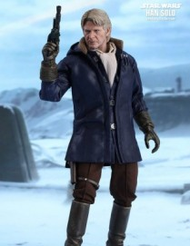 Hot Toys STAR WARS: THE FORCE AWAKENS HAN SOLO 1/6TH Scale Figure