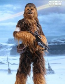 Hot Toys STAR WARS: THE FORCE AWAKENS CHEWBACCA 1/6TH Scale Figure
