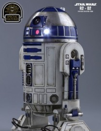 Hot Toys STAR WARS: THE FORCE AWAKENS R2-D2 1/6TH Scale Figure