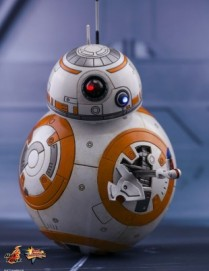 Hot Toys STAR WARS: THE LAST JEDI BB-8 1/6TH Scale Figure