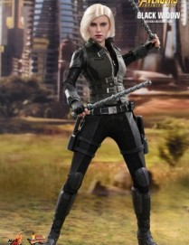 Hot Toys AVENGERS: INFINITY WAR BLACK WIDOW 1/6TH Scale Figure