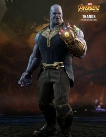 Hot Toys AVENGERS: INFINITY WAR THANOS 1/6TH Scale Figure