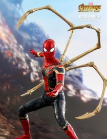 Hot Toys AVENGERS: INFINITY WAR IRON SPIDER 1/6TH Scale Figure