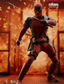 Hot Toys DEADPOOL 2 DEADPOOL 1/6TH Scale Figure