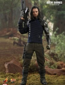 Hot Toys AVENGERS: INFINITY WAR BUCKY BARNES 1/6TH Scale Figure