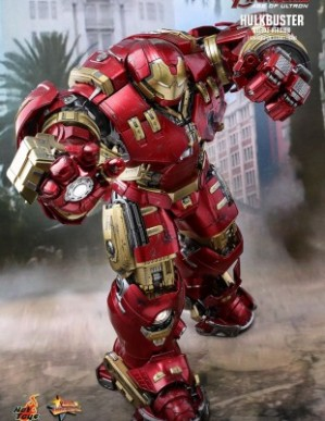 Hot Toys AVENGERS: AGE OF ULTRON HULKBUSTER DELUXE VERSION