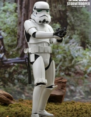 Hot Toys STAR WARS STORMTROOPER 1/6TH Scale Figure