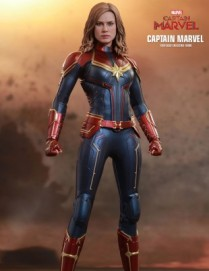 Hot Toys CAPTAIN MARVEL 1/6TH Scale Figure