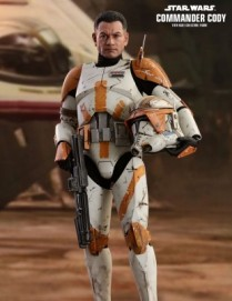 Hot Toys STAR WARS: EPISODE III REVENGE OF THE SITH COMMANDER CODY