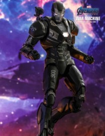 Hot Toys AVENGERS: ENDGAME WAR MACHINE Diecast Figure