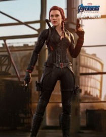Hot Toys AVENGERS: ENDGAME BLACK WIDOW 1/6TH Scale Figure