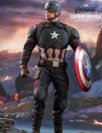 Hot Toys AVENGERS: ENDGAME CAPTAIN AMERICA 1/6TH Scale Figure