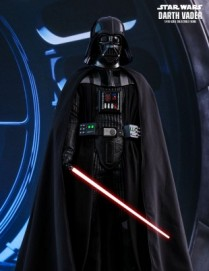 Hot Toys STAR WARS EP6: RETURN OF THE JEDI DARTH VADER 1/4TH Scale Figure