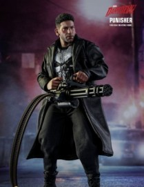 Hot Toys MARVEL DAREDEVIL PUNISHER 1/6TH Scale Figure