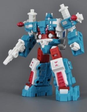 Iron Factory IF-EX04C City Commander Classic Color