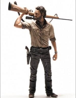 The Walking Dead TV Rick Grimes 10-Inch Deluxe Action Figure
