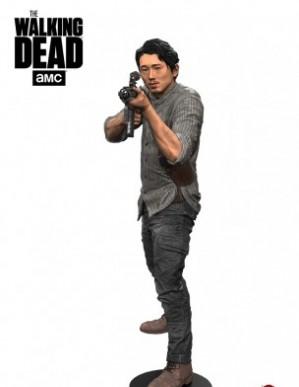 The Walking Dead Glenn 10-Inch Deluxe Action Figure