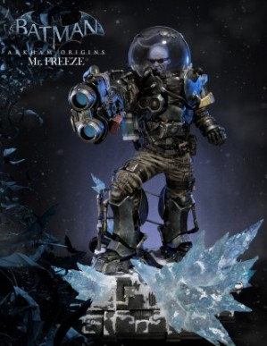 Prime 1 Studio Batman Arkham Origins Mr Freeze Statue
