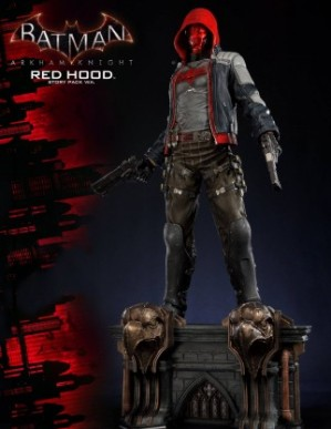 Prime 1 Studio Batman Arkham Knight Red Hood Statue