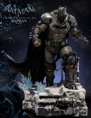 Prime 1 Studio Batman Arkham Origins Batman Extreme Environment Suit Statue