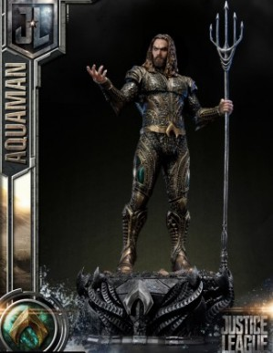 Prime 1 Studio Justice League Aquaman Statue