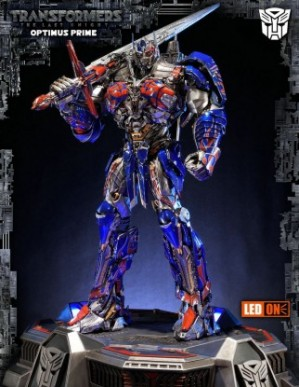 Prime 1 Studio Transformers The Last Knight Optimus Prime Statue