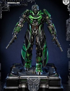Prime 1 Studio Transformers The Last Knight Crosshairs Statue