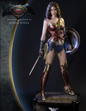 Prime 1 Studio 1/2 Scale Wonder Woman Polystone Statue