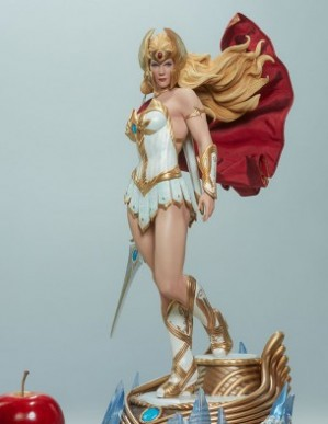 Sideshow Masters of the Universe She-Ra Statue