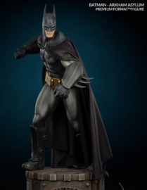 Sideshow Arkham Asylum Batman Premium Format Figure