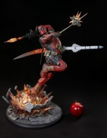 Sideshow Deadpool Heat-Seeker Premium Format Figure