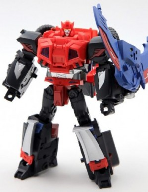 TFC Toys Trinity Force TF-03 Wildhunter 3rd Party Robot Figure