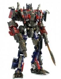 WeiJiang Optimus Prime Evasion Mode Battle Damaged Figure