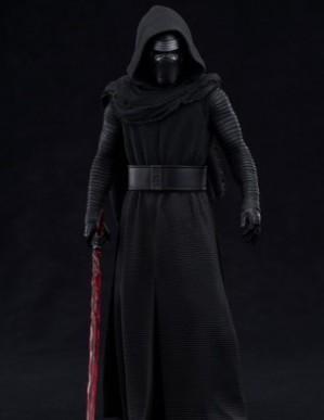 Star Wars The Force Awakens Kylo Ren ArtFX+ 1/10 Statue