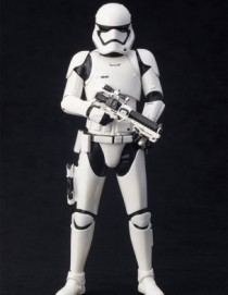 Star Wars The Force Awakens First Order Stormtrooper 1/10 ArtFX+ Statue