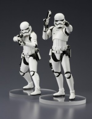Star Wars The Force Awakens Artfx+ 1/10 Scale Stormtrooper Two Pack