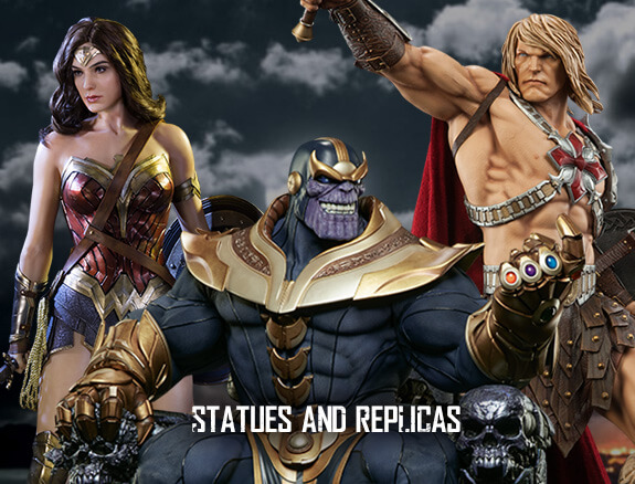 Statues and Replicas