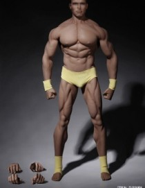 TBLeague (Phicen) 1/6TH Scale Super flexible Male Seamless Body