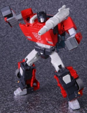 Takara Transformers Masterpiece MP12+ Sideswipe Lambor
